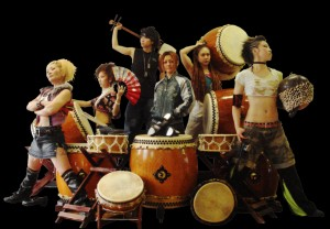 COBU Japanese Taiko Drumming
