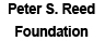 Peter S. Reed Foundation