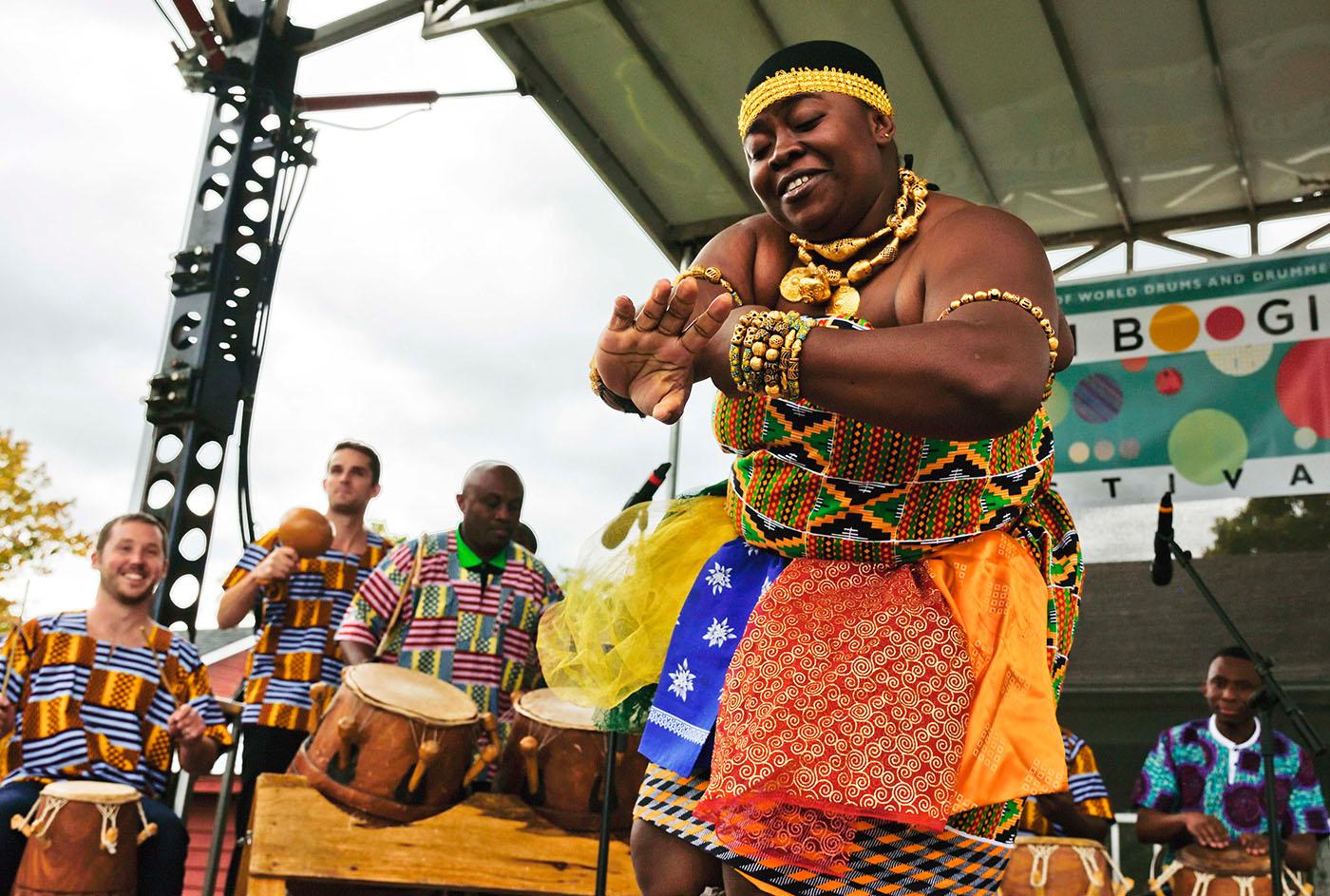 Northeast Ghana All Stars