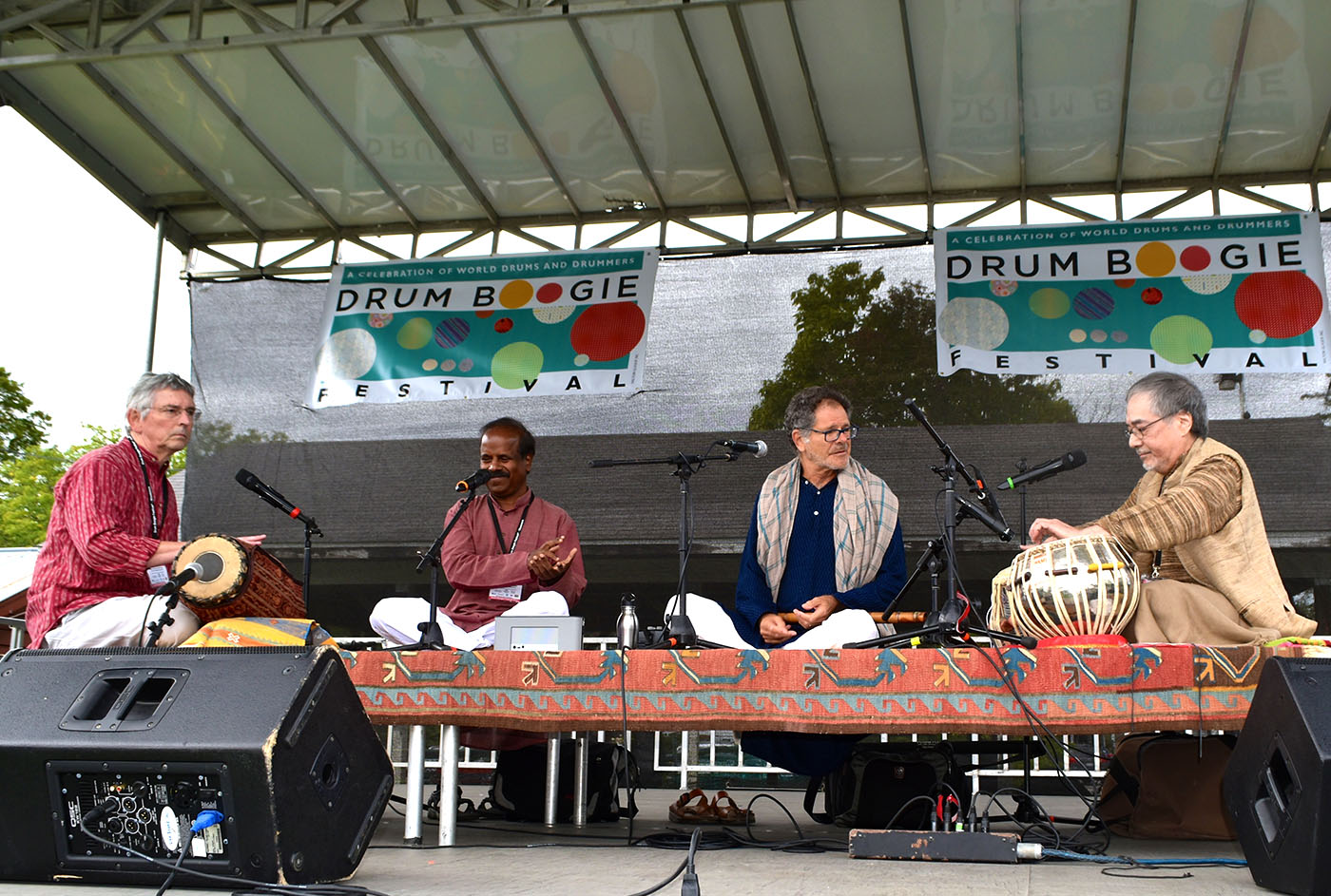 North / South Indian Music Project